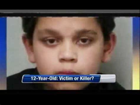 Cristian Fernández, inmigrante hispanoamericano de 12 años ...