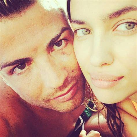 Cristiano Ronaldo and Irina Shayk on Instagram   Photos ...