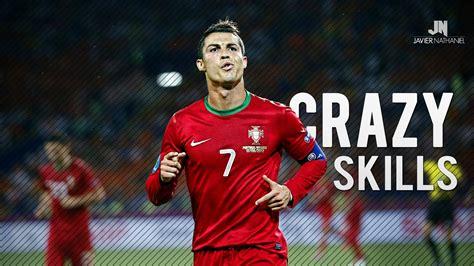 Cristiano Ronaldo Crazy Skills & Goals Portugal HD - YouTube