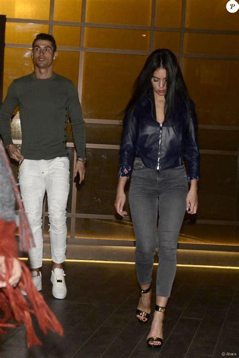 Cristiano Ronaldo et Georgina Rodriguez : Nouvelle soirée ...