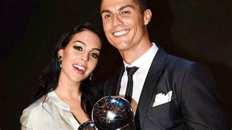 Cristiano Ronaldo Girlfriend Georgina Rodriguez Gives Birth