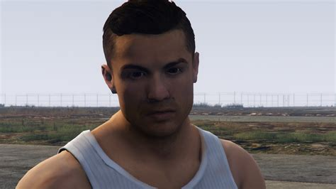Cristiano Ronaldo   GTA5 Mods.com