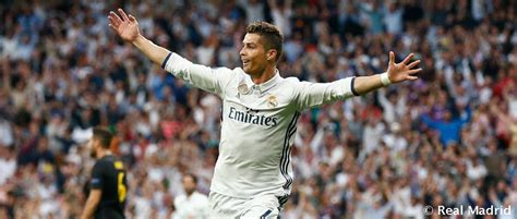 Cristiano Ronaldo makes it 400 goals for Real Madrid ...