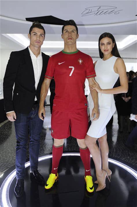 Cristiano Ronaldo, su hijo e Irina Shayk, en familia en la ...