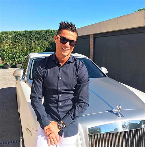 Cristiano Ronaldo y su lujosa colección de autos   Foto 1