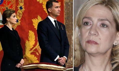 Cristina, apartada del funeral por Carlos de Borbón Dos ...