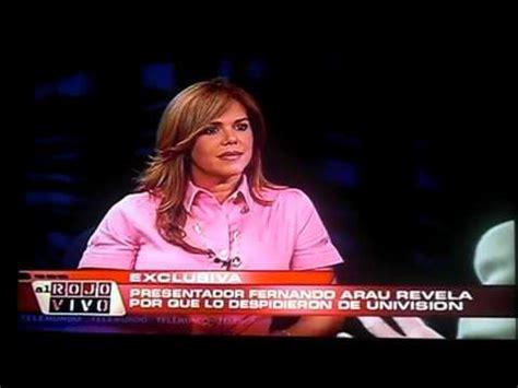 ¿Cristina Saralegui en Telemundo?, parte 2   Gabriela N ...
