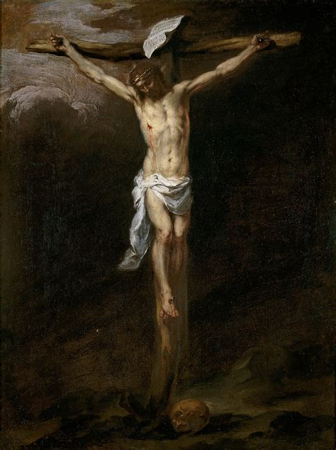 Cristo crucificado (Murillo) - Wikipedia, la enciclopedia ...