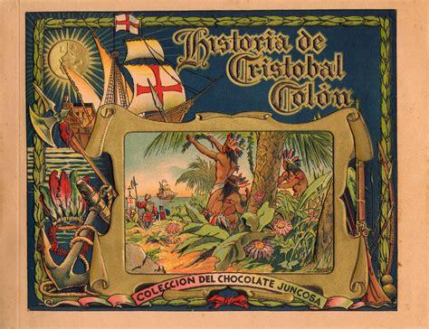 CRISTOBAL COLON  1930, JUNCOSA   HISTORIA    Tebeosfera
