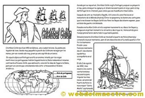 Cristóbal Colón para niños   Web del maestro