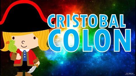 Cristóbal Colón para niños   YouTube