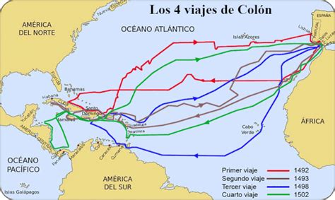 Cristóbal Colón: Una breve biografía - Vista al Mar ...