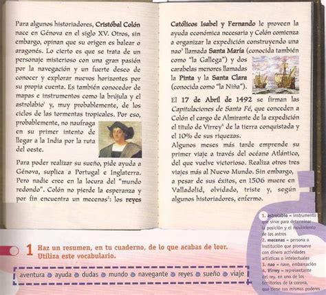 Cristóbal Colón y el descubrimiento de América ...