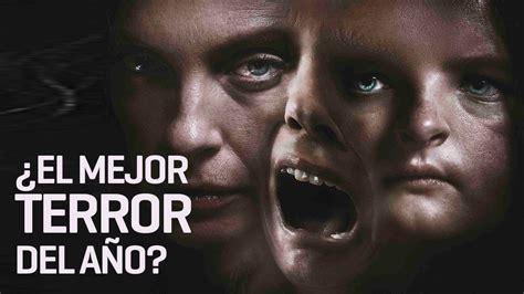 Crítica de Hereditary - ¡Gran película de terror! - YouTube