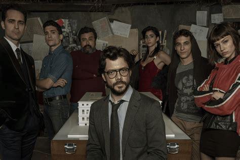 Crítica: La Casa de Papel   1ª Temporada | Cine Mundo