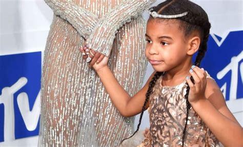 Critican a hija de Beyoncé por su físico   Salud180