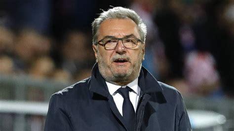 Croacia despide al seleccionador Cacic antes del duelo ...