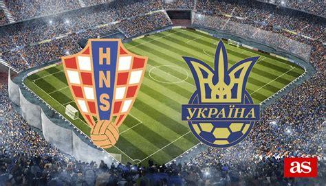 Croacia   Ucrania en vivo y en directo online ...