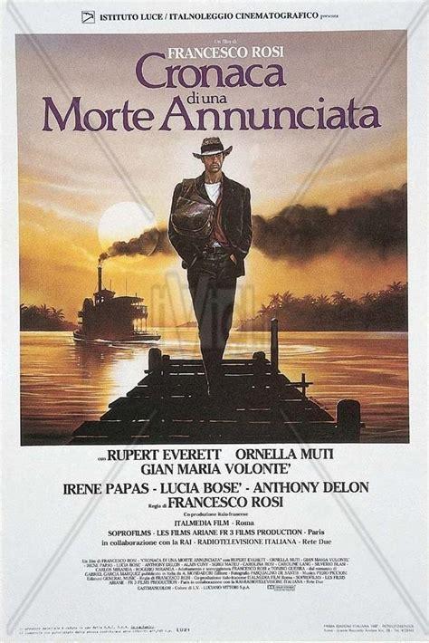 Crónica de una muerte anunciada (1987) - FilmAffinity