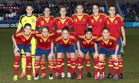 Crónica Selección Española Femenina Absoluta: España 2 2 ...