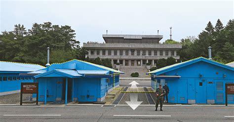 Crónica sobre la frontera de Corea del Norte y Corea del Sur