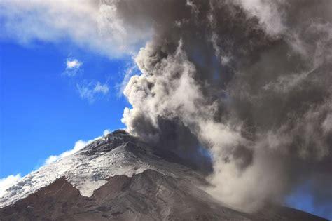 Crónicas de la erupción del volcán Cotopaxi 2015 ...