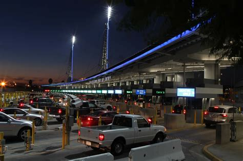 Crossings increase at busy San Ysidro Port of Entry, but ...