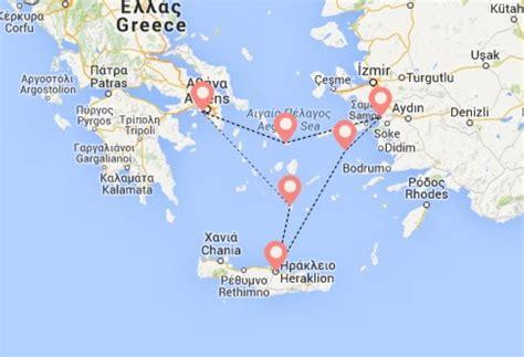 Crucero por las Islas Griegas, 4 días   eGrecia