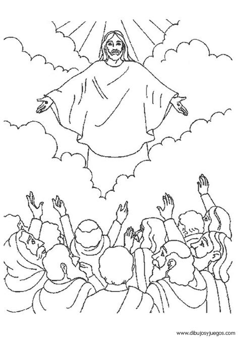 Crucificcion de Jesus para colorear   Imagui