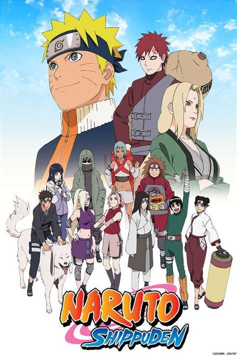 Crunchyroll   Naruto Shippuden Episodios completos en ...