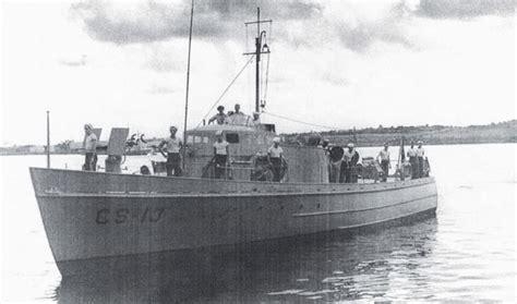 CS-13 [Cazasubmarino] (Cuba) - La Segunda Guerra
