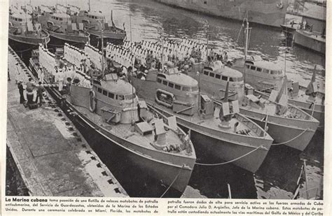 CS 13 Cazasubmarinos cubano – La Historia #1   Modelismo ...