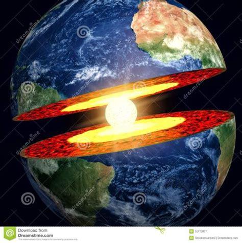 C'est le noyau de la Terre qui réchauffe notre planète et ...