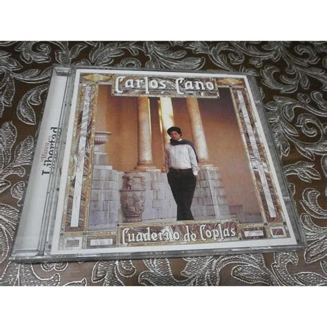 Cuaderno de coplas by Cd. Carlos Cano, CD with recordsound ...