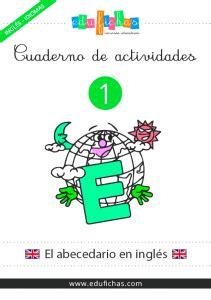Cuadernos de inglés - Fichas de actividades para niños