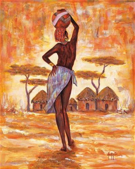 cuadros africanos   Aprender manualidades es facilisimo.com