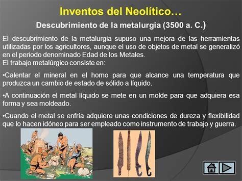 Cuadros comparativos entre la era Neolítica y Paleolítica ...
