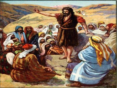Cuadros de Juan el Bautista | ObreroFiel