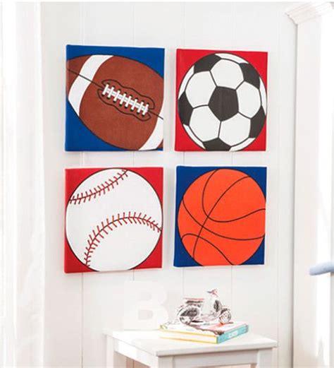Cuadros decorativos Pelotas | Cuadros para cuarto de niños ...