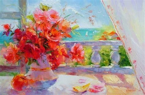 Cuadros, pinturas, oleos: Cuadros de Flores, Pinturas de ...