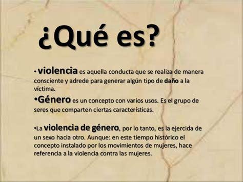 Cuadros sinópticos sobre violencia de género | Cuadro ...