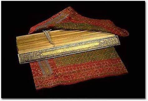 Cuál es el libro sagrado del budismo - Canon pali