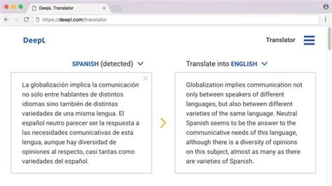 ¿Cuál es el mejor servicio de traducción online? DeepL ...