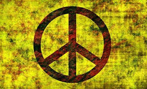 ¿Cuál es el verdadero origen del símbolo de la paz?