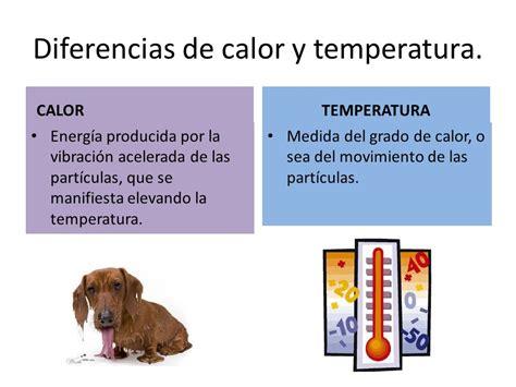 ¿Cuál es la Diferencia entre Calor y Temperatura? Bien ...