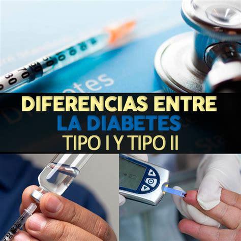 ¿Cuál Es la Diferencia entre la Diabetes Tipo 1 y Tipo 2 ...