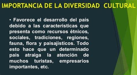 ¿Cuál es la importancia de la diversidad cultural? - Vivir ...