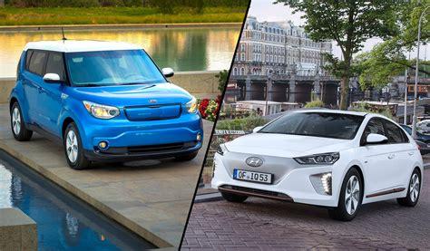 ¿Cuál es mejor, Kia Soul EV o Hyundai Ioniq Eléctrico ...