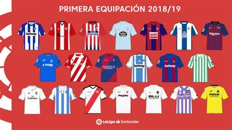 ¿Cuál es tu equipación favorita de LaLiga Santander 2018 ...