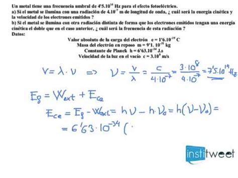 ¿cuál será la energía cinética y la velocidad de los ...